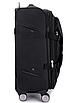 Малый чемодан черный прочный Wenger Gonzi (размер S), фото 4