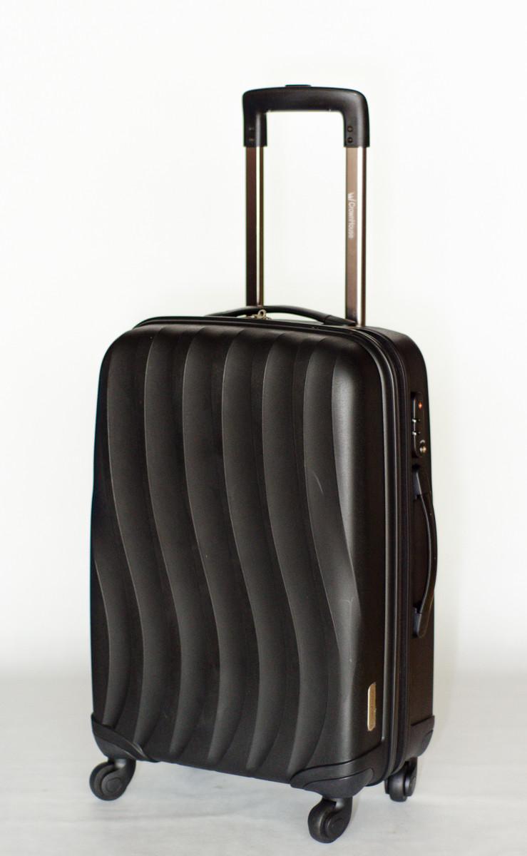 """Прочный маленький чемоданчик черного цвета """" Bubule"""""""