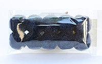 Помпоны декоративные из акриловой пряжи, 1.5 см, темно-синие