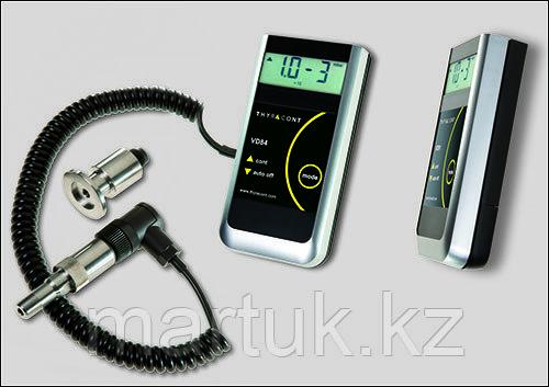 Компактные вакуумметры серии VD84 со съёмным сенсором