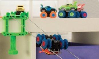 Игрушечный набор с машинками Монстр Трэк, фото 2