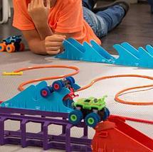 Игрушечный набор с машинками Монстр Трэк, фото 3