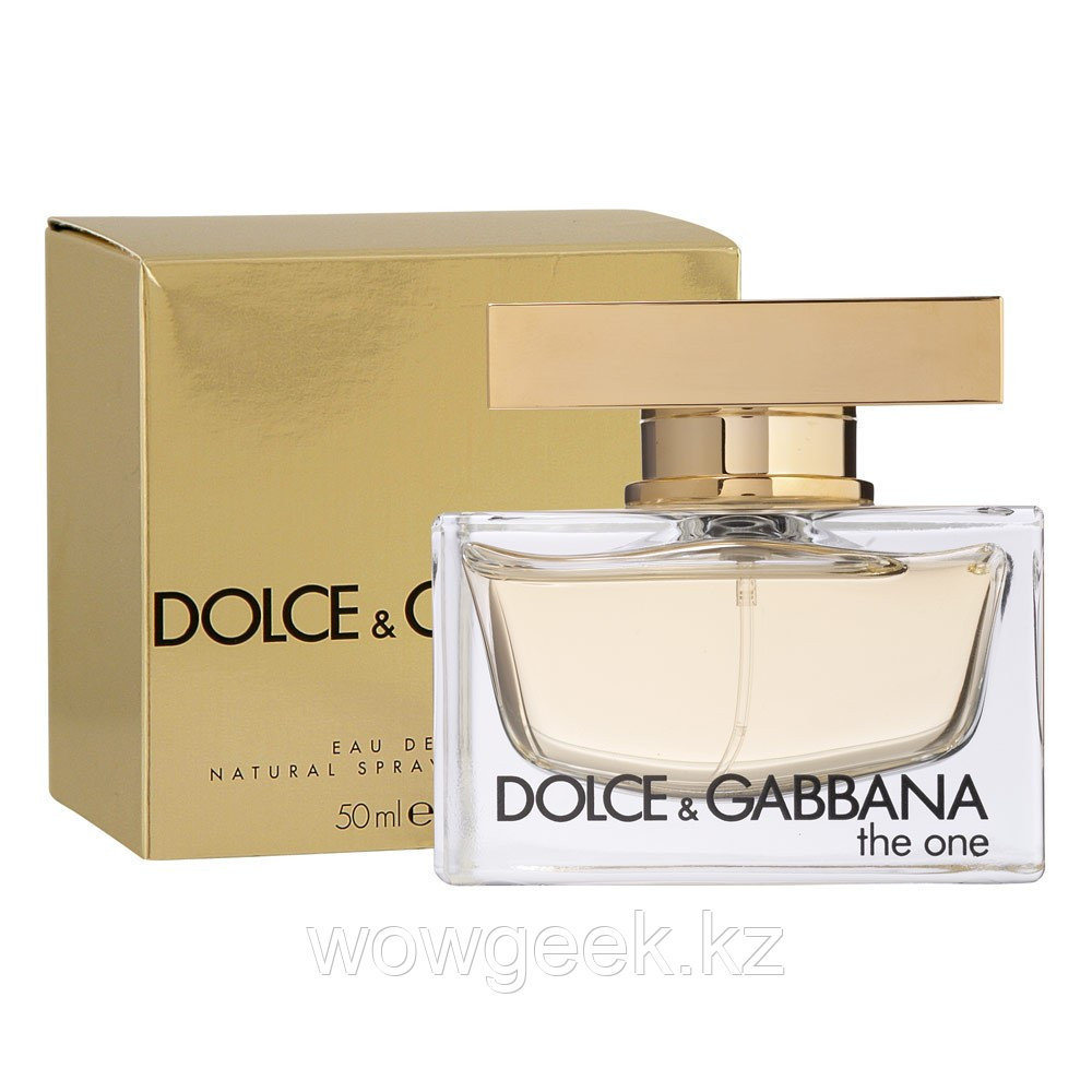 Женский парфюм Dolce & Gabbana  The One Women