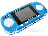 Игровая приставка GAME BOY - PVP POCKET - 2 Gb с играми + картридж с играми + кабель к TV, (голубая)