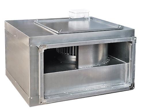 Канальный вентилятор шумоизолированный ВКП-Ш 60-35-4D (380В)