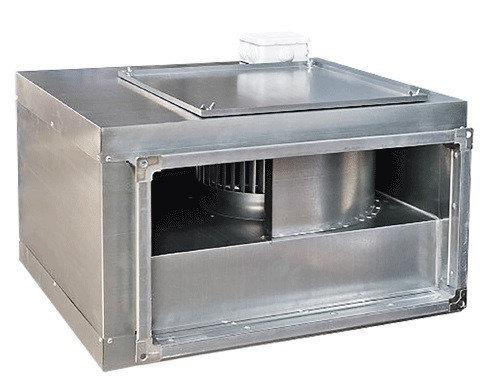Канальный вентилятор шумоизолированный ВКП-Ш 80-50-6D (380В), фото 2
