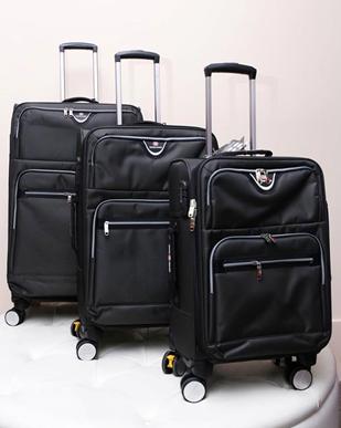 Большой дорожный чемодан Wenger Swissgear (размер L)