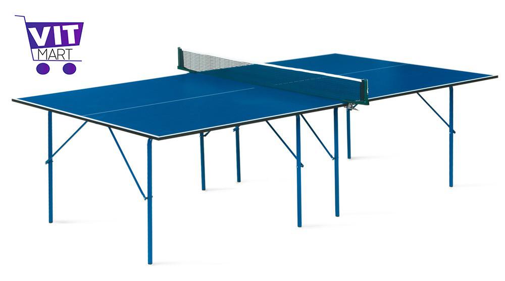 Теннисный стол Start Line Hobby с сеткой