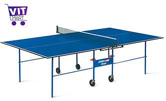 Теннисный стол Start Line Olympic с сеткой в подарок