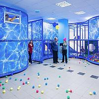 Как создавался первый в Барнауле масштабный развлекательный центр для детей?
