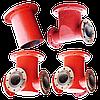 Подставка под пожарный гидрант стальн. непроход.фланц.(ППОФ) Д- 150 мм