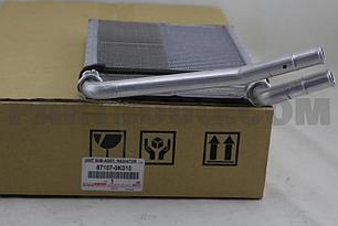 Радиатор печки Toyota