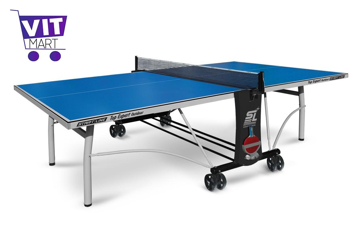 Теннисный стол Start Line Top Expert Outdoor (всепогодний)