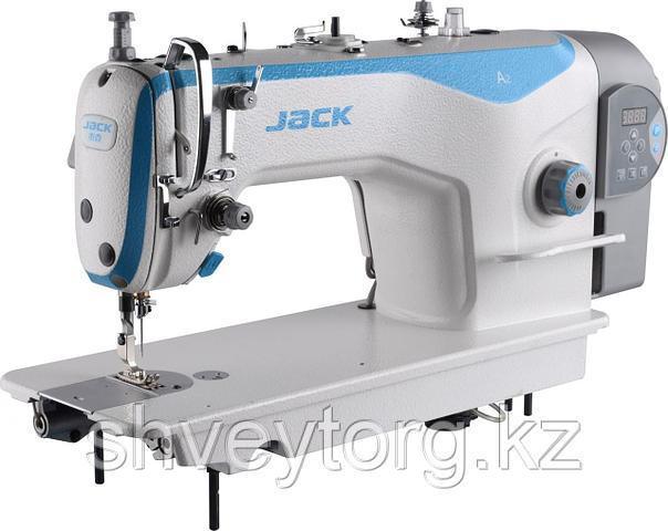 Одноигольная  швейная машина челночного стежка JACK A2S-4C
