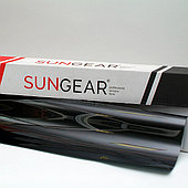 SG Carbon - слабо металлизированная плёнка