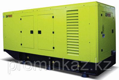 Генератор дизельный GENPOWER GNT200, 160 кВт в кожухе с АВР