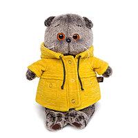 Басик в желтой курточке, фото 1