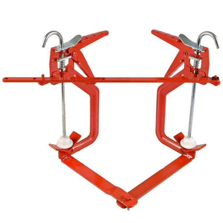 Угловой зажим для прямых и угловых соединений 32-110 мм