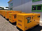 Дизельный генератор ADD POWER  ADD 110 R (88 кВт), фото 5