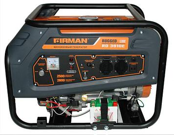 Генератор бензиновый FIRMAN RD3910Е 2,5 кВт с электростартером