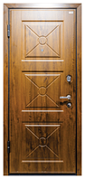 Входные металлические двери Dveriline 17 DLM 003 в Таразе