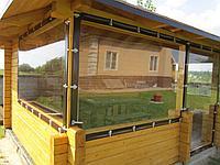 Мягкие окна для террасы, фото 1