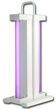 """Облучатель бактерицидный ОБНП 2(2х15-01) """"ГЕНЕРИС"""" 2-х ламповый переносной"""