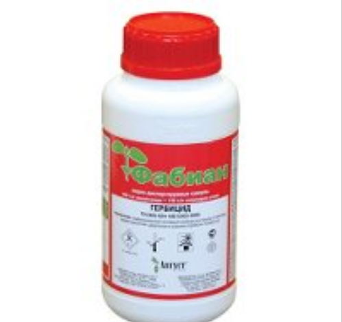 Фабиан, В.Д.Г. (Имазетапир, 450 Г/Кг + Хлоримурон-Этил, 150 Г/Кг)