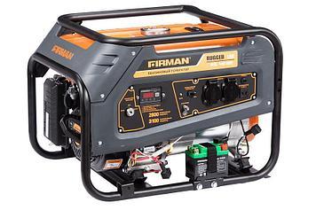 Генератор бензиновый FIRMAN RD9910Е с транспортн.комплектом