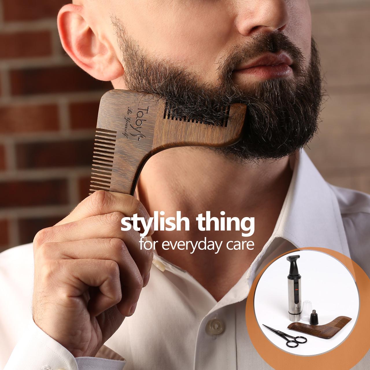 """Подарочный набор для бороды """"Tabys"""""""