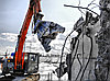 Демонтаж бетонных зданий