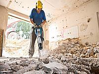 Разрушение стен, проемов, перекрытий