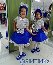 Новогодний костюм куклы LoL