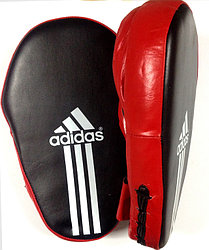 Боксерские лапы кожа adidas