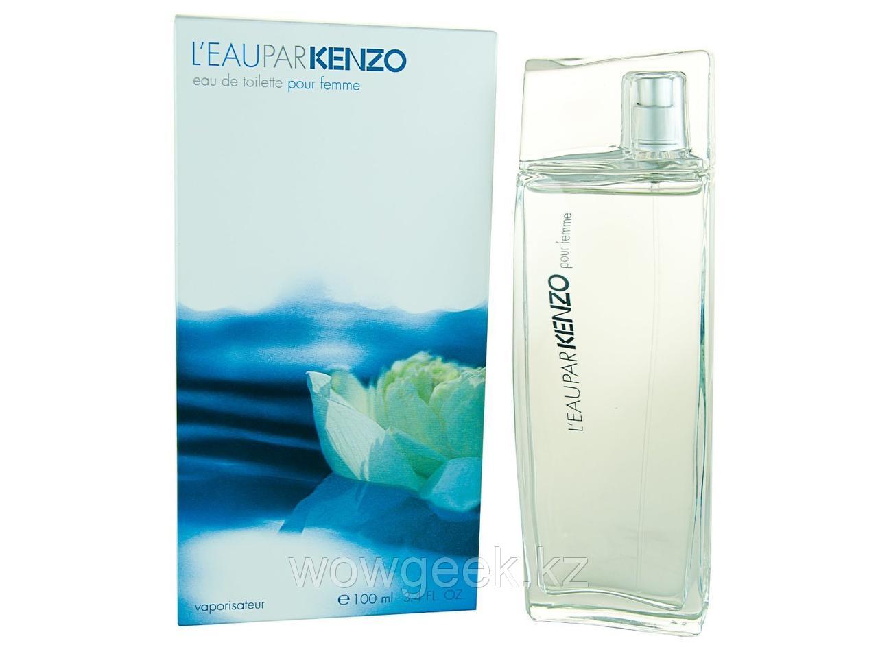 Женский парфюм Kenzo L'eau Par Kenzo Pour Femme