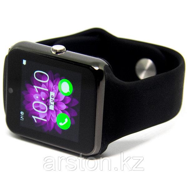 Q7 умные часы телефон (поддержка iphone и android)