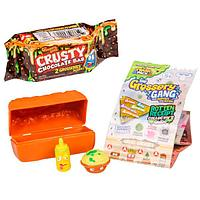 Игрушка The Grossery Gang 2 фигурки, упаковка в виде шоколадного батончика, фото 1