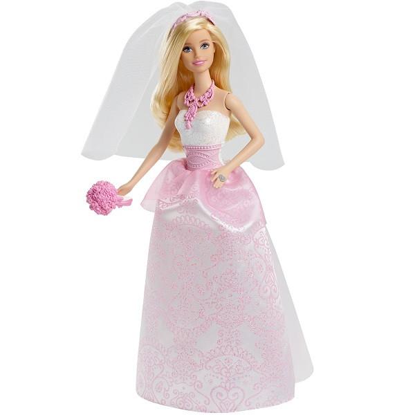 Игрушка Barbie Кукла-невеста