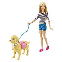 """Игрушка Barbie Игровой набор """"Прогулка с питомцем"""", фото 1"""