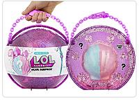 LOL Pearl Surprise - Большой шар, Розовая Жемчужина (Оригинал), ЛОЛ Сюрприз, фото 1