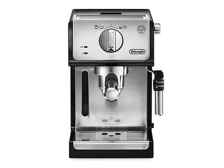 Рожковая кофеварка DeLonghi ECP 35.31, BS, фото 2