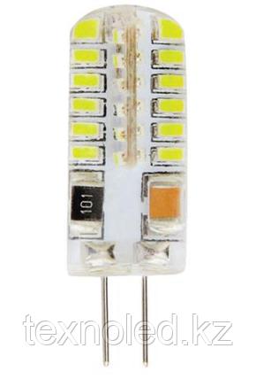 Светодиодная лампа  G4,/3W/2700K,6400K 220V, фото 2