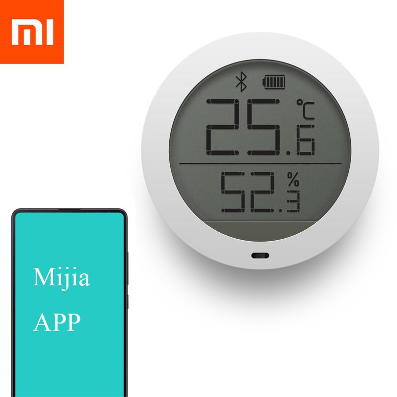 Термометр / гигрометр Xiaomi, модель 2018 года. Бесплатная доставка