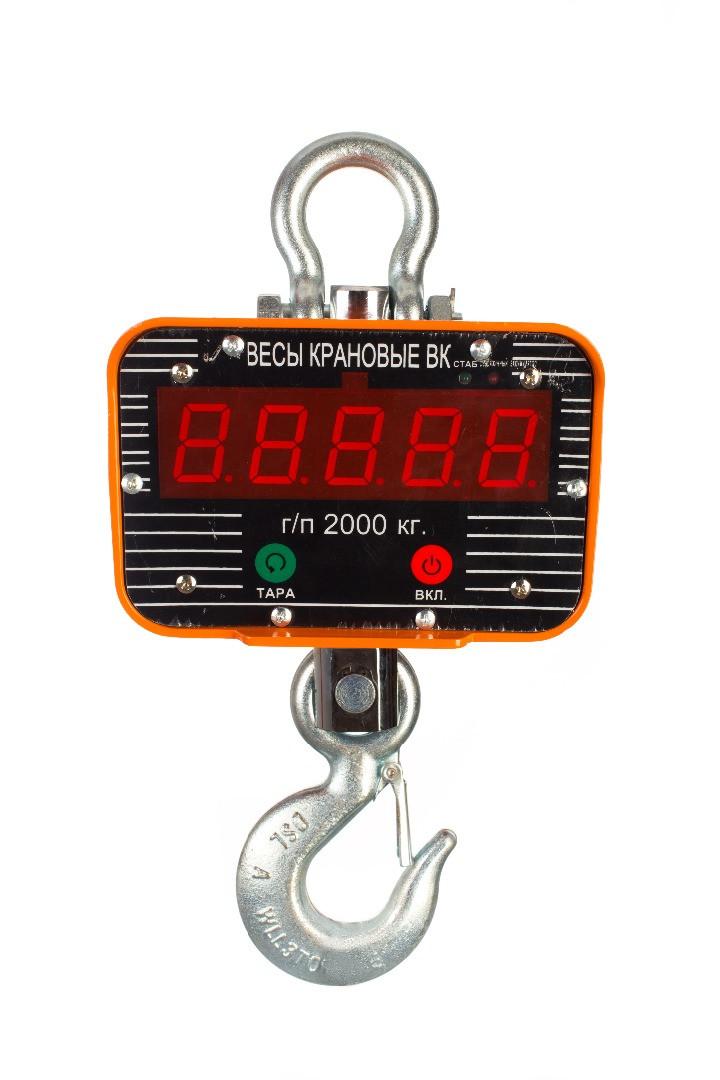 Весы крановые электронные TOR OCS-3-T