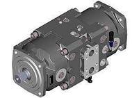 Гидромотор Liebherr DMVD165-75