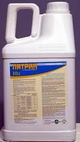 Лятрин, 5% К.Э. (Лямбда-цигалотрин 50 г/л)