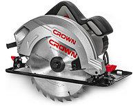 Пила электрическая дисковая CROWN CT 15188-190