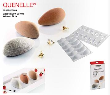 Silikomart Quenelle 24