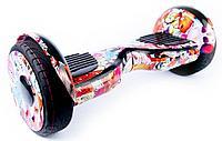 Гироскутеры Smart Balance Wheel 10,5 Фиолетовый Графити PRO Off road