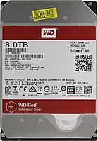 "Жесткий диск WD RED WD80EFAX 8ТБ 3,5"" 5400RPM 256MB (SATA-III) NAS Edition"